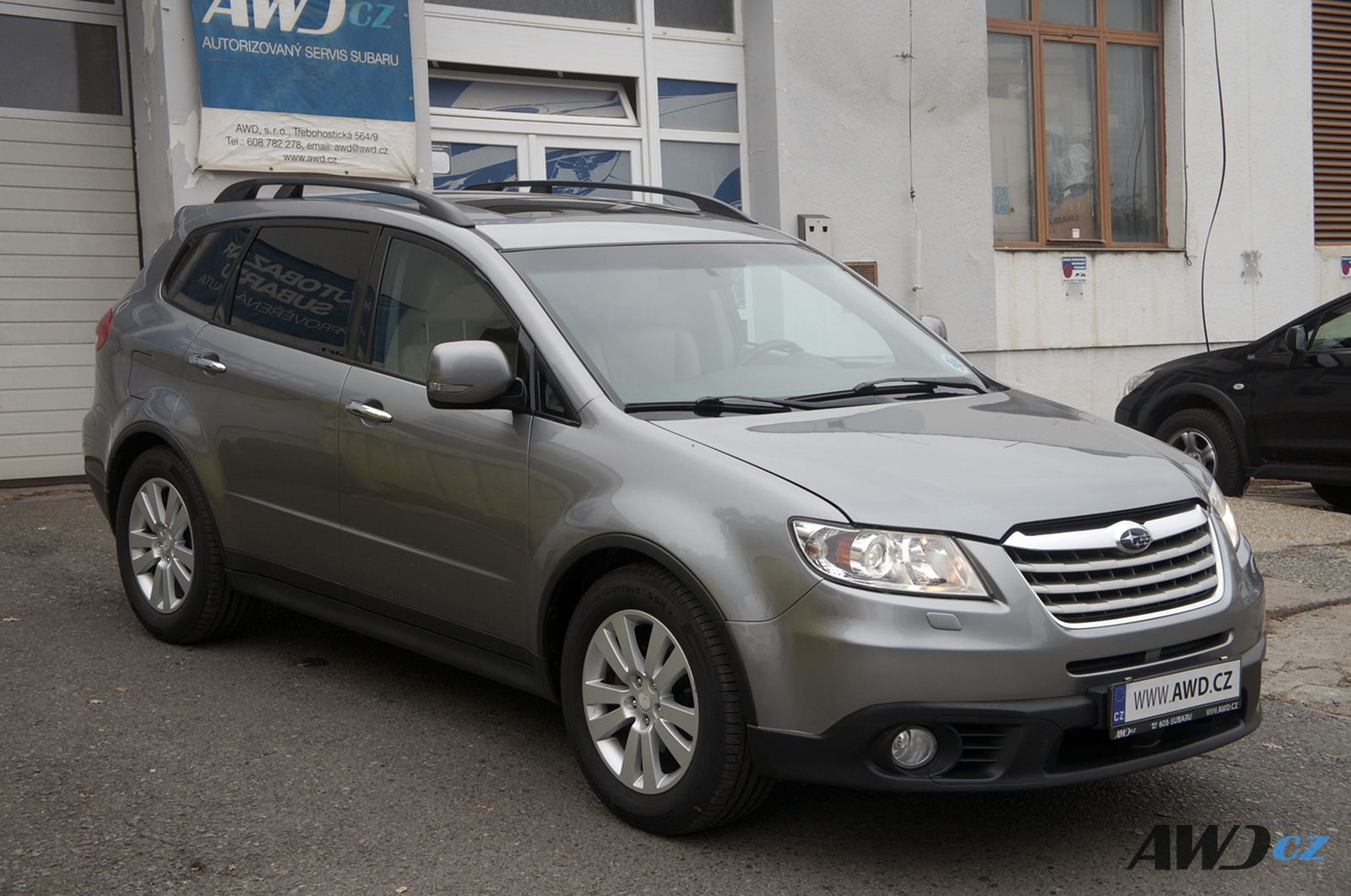 SUBARU Tribeca 3.6 Executive +2 MY2008, 295000Kč, 235000 km, 2009